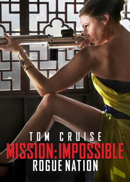 Mission: Impossible 5 on Netflix AUS/NZ