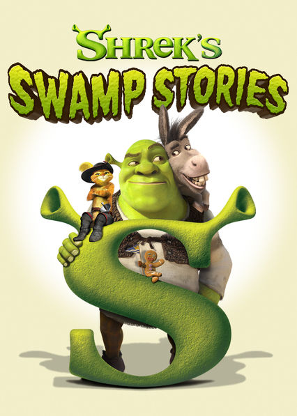DreamWorks Shrek's Swamp Stories