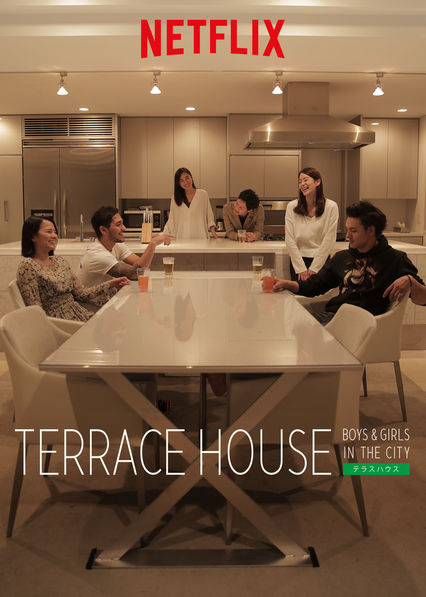 Is 'Terrace House: Boys & Girls in the City' available to ...