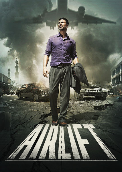 Airlift on Netflix AUS/NZ