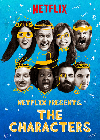 Netflix Presents: The Characters on Netflix AUS/NZ