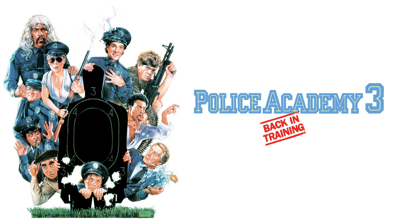Police Academy 3: Back in Training on Netflix AUS/NZ