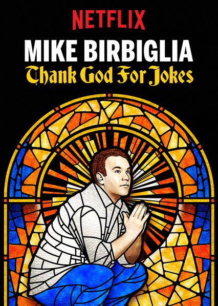 Mike Birbiglia: Thank God for Jokes on Netflix AUS/NZ