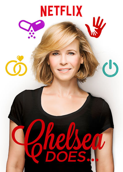Chelsea Does on Netflix AUS/NZ