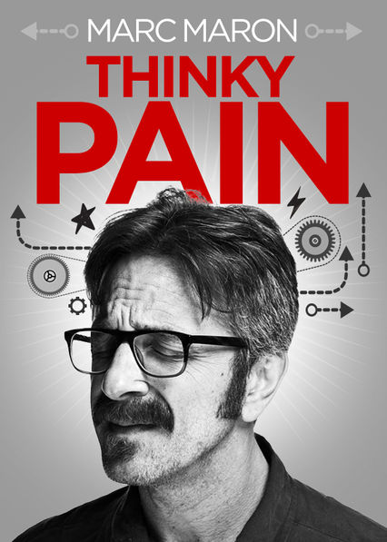 Marc Maron: Thinky Pain on Netflix AUS/NZ