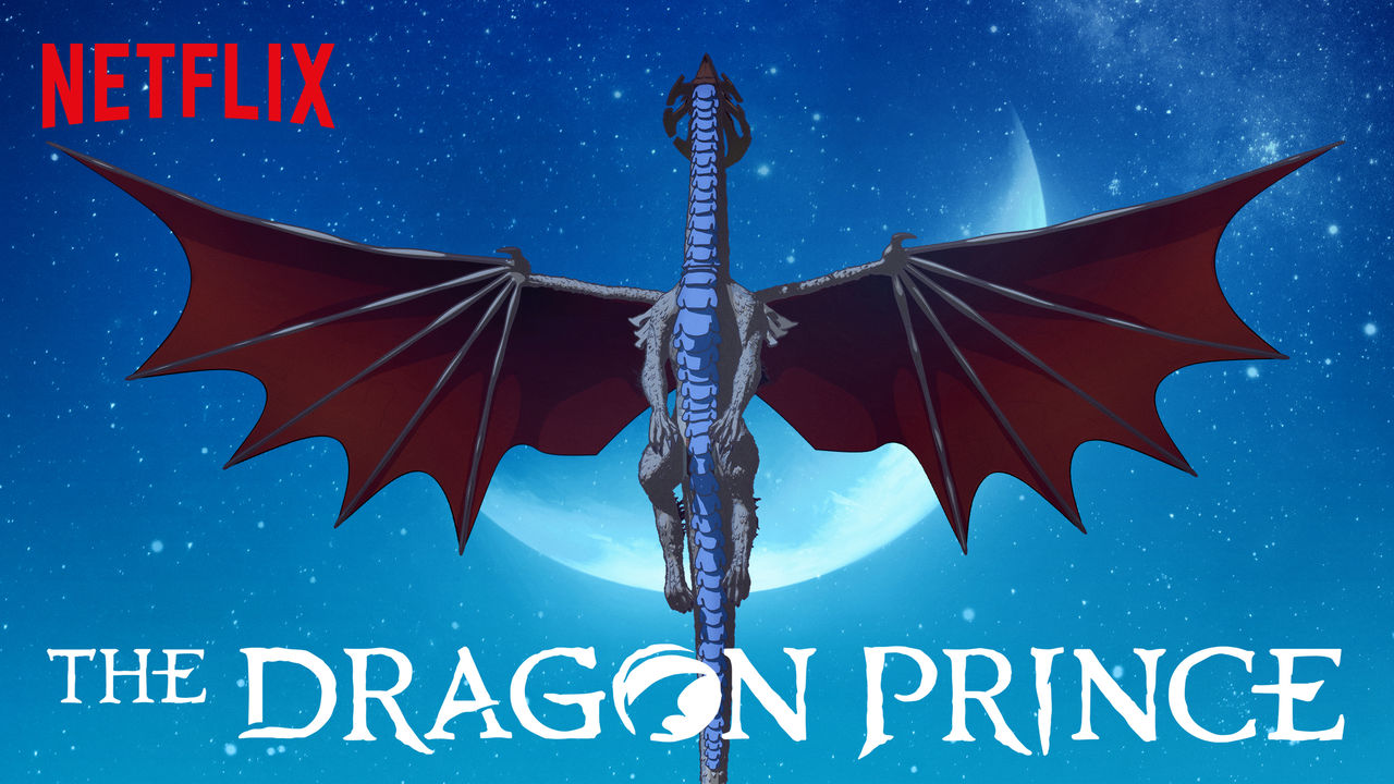 The Dragon Prince on Netflix AUS/NZ