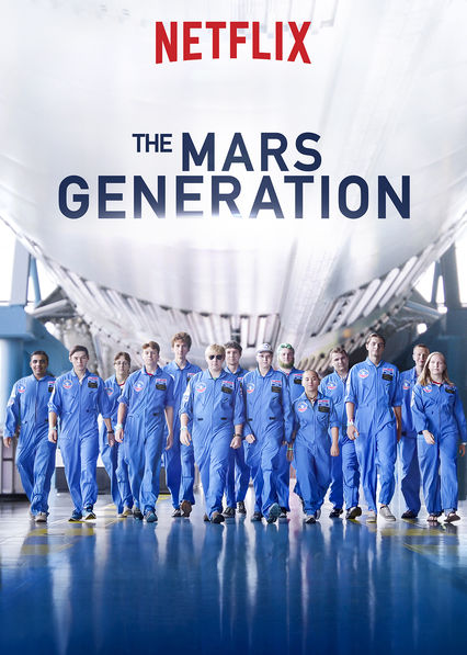 The Mars Generation on Netflix AUS/NZ