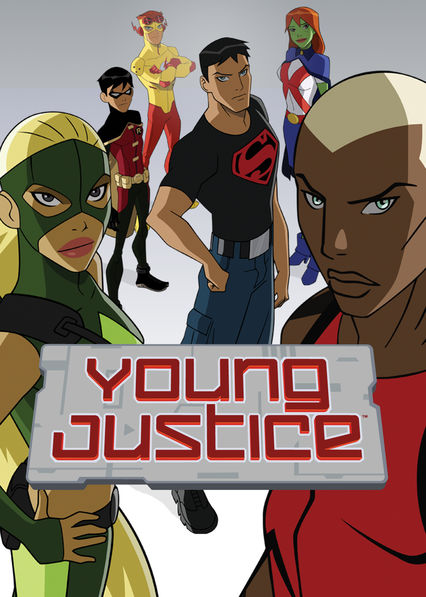Young Justice on Netflix AUS/NZ