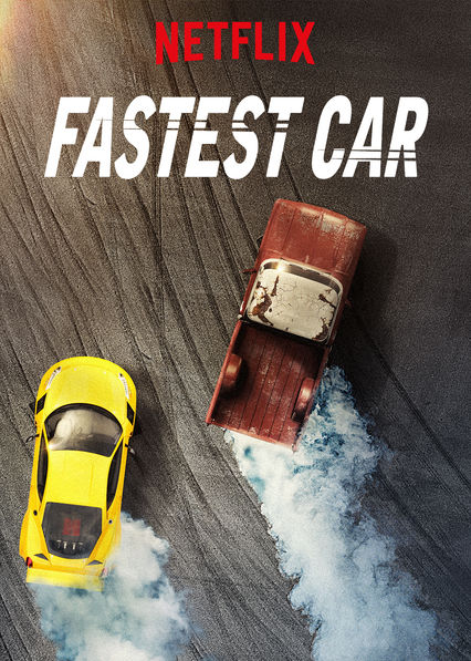 Fastest Car on Netflix AUS/NZ