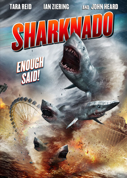 Sharknado on Netflix AUS/NZ
