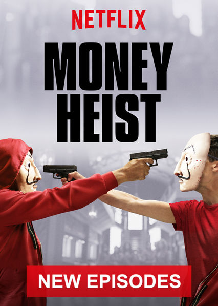 Money Heist on Netflix AUS/NZ