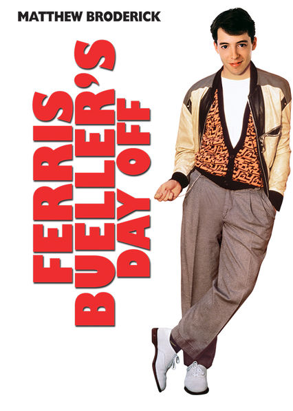 Ferris Bueller's Day Off on Netflix AUS/NZ