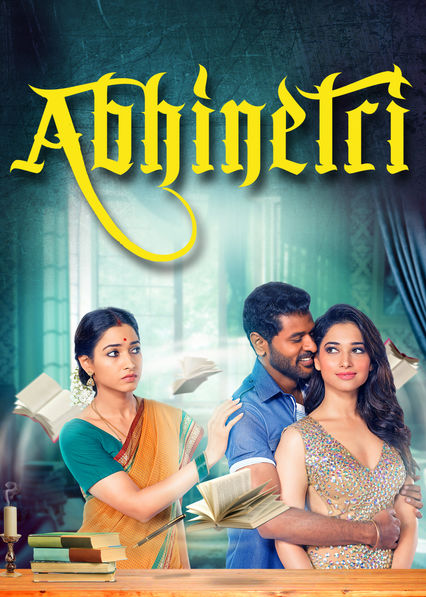 Abhinetri on Netflix AUS/NZ