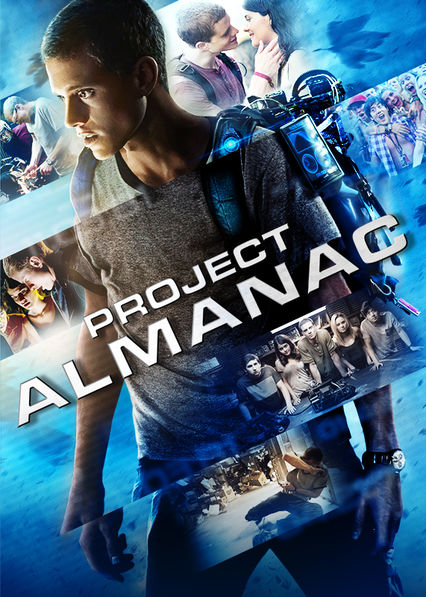 Project Almanac on Netflix AUS/NZ