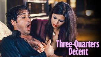 Three-Quarters Decent (2010)