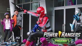Power Rangers Beast Morphers (2019)