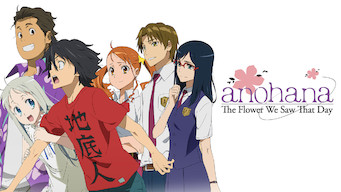 Anohana: The Flower We Saw That Day (2011)