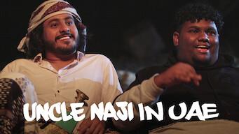 Uncle Naji in UAE (2019)