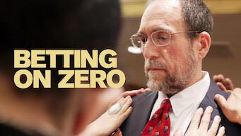 Betting on Zero (2017)