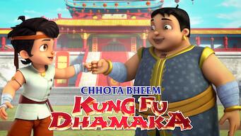 Chhota Bheem Kung Fu Dhamaka Series (2019)
