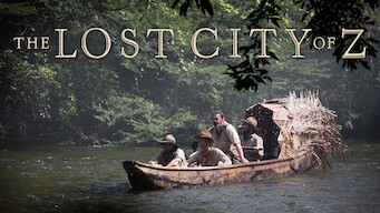 Lost City of Z (2016)