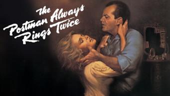 The Postman Always Rings Twice (1981)