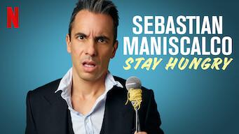 Sebastian Maniscalco: Stay Hungry (2019)