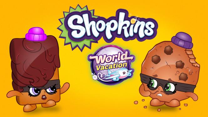 Shopkins: World Vacation