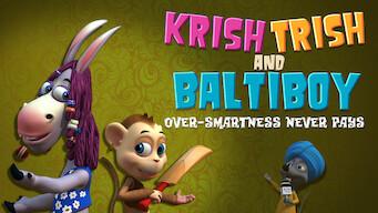 Krish Trish and Baltiboy: Oversmartness Never Pays (2017)