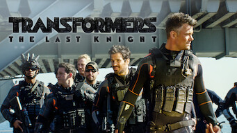 Transformers: The Last Knight (2017)