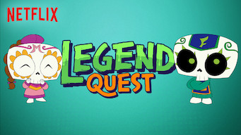 Legend Quest (2017)