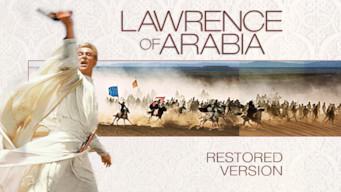 Lawrence of Arabia: Restored Version (1962)