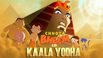 Chhota Bheem Aur Kaala Yodha (2018)