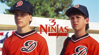 3 Ninjas: Kick Back (1994)