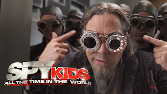 Spy Kids: All the Time in the World (2011)