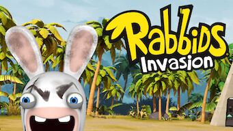 Rabbids Invasion (2018)