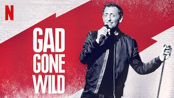 Gad Gone Wild (2017)
