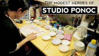 The Modest Heroes of Studio Ponoc (2018)