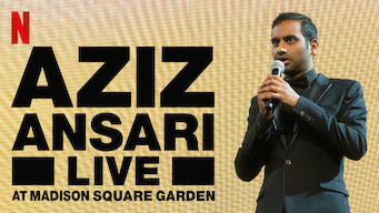 Aziz Ansari Live at Madison Square Garden (2015)