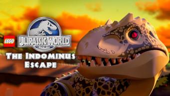 LEGO Jurassic World: The Indominus Escape (2016)