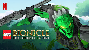 LEGO Bionicle: The Journey to One (2016)