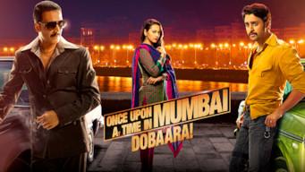 Once Upon ay Time in Mumbai Dobaara! (2013)