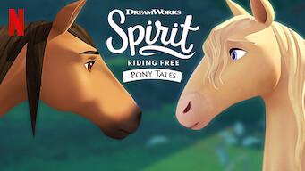 Spirit Riding Free: Pony Tales (2019)