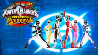 Power Rangers Operation Overdrive (2007)