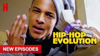 Hip-Hop Evolution (2020)
