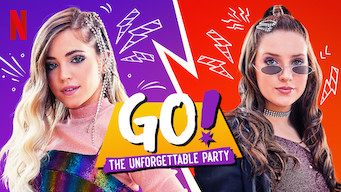 GO! The Unforgettable Party (2019)
