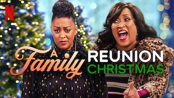 A Family Reunion Christmas (2019)