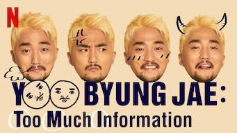 Yoo Byung Jae: Too Much Information (2018)