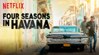 Four Seasons in Havana (2016)