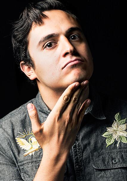 Ricardo O'Farrill Abrazo Genial on Netflix AUS/NZ